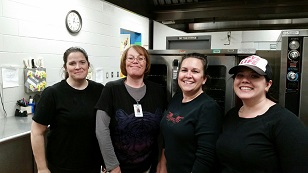 Cafeteria Workers